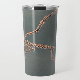 Gryphon Skeleton Anatomy No Labels Travel Mug