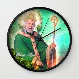 Saint Patrick´s | San Patricio Wall Clock