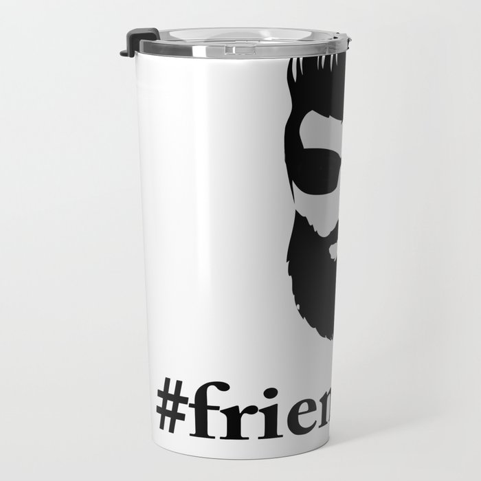 #friendship Travel Mug