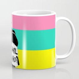 KARL WHO Coffee Mug