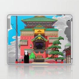 Spirited Away - Pixel Art Laptop & iPad Skin