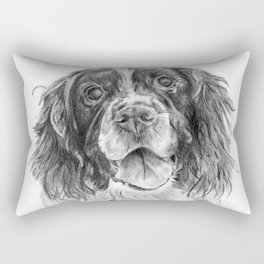 Springer Spaniel Rectangular Pillow
