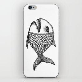 ancient fish iPhone Skin