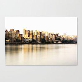 Roosevelt Island skyline Canvas Print