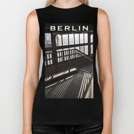 Suburban Railway Station - East Berlin Biker Tank