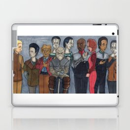 Deep Space Gang Laptop & iPad Skin