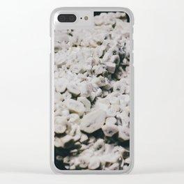 Celestine IV Clear iPhone Case