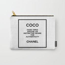 coco quote no. 16 Carry-All Pouch