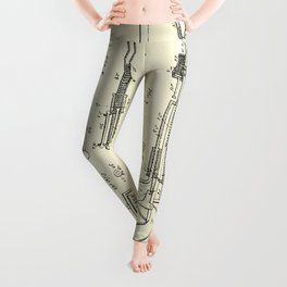 Fly and Mosquito Gun-1905 Leggings