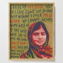 Malala Yousafzai. by emilyvpcreates