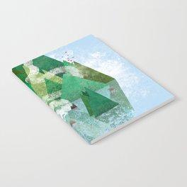 Mysterious Island Notebook