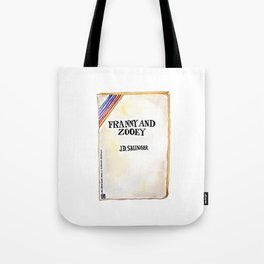 Franny and Zooey Tote Bag