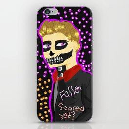 SkullRoyalty iPhone Skin