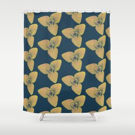 45rpm Shower Curtain