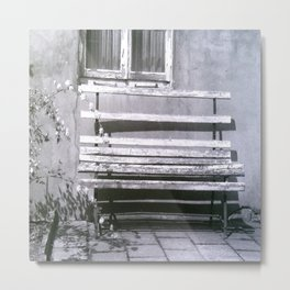 Many quiet moments to rest Metal Print