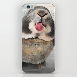 Penelope The Bunny iPhone Skin