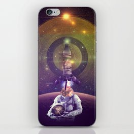 Rocketman iPhone Skin
