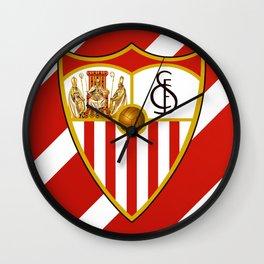 Sevilla FC Wall Clock