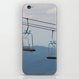 Lonely Together Apart iPhone Skin