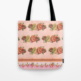 Oranges and Lemons Repeat Tote Bag