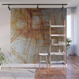 Rusty Boxy Wall Mural