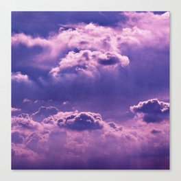 Clouds 28 Canvas Print
