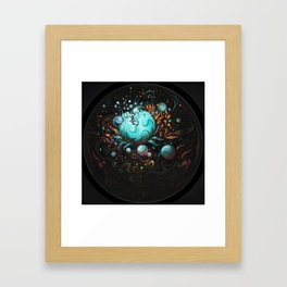 Evolutions Framed Art Print