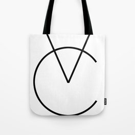 Virtual Clothing Logo 2 Tote Bag