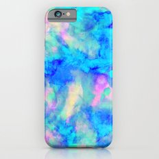 Electrify Ice Blue Slim Case iPhone 6