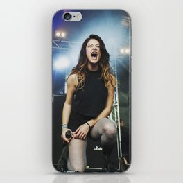 We Are The In Crowd iPhone Skin