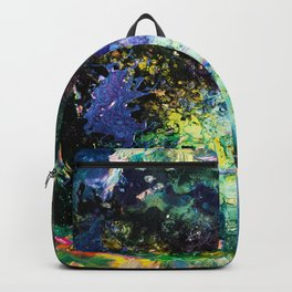 Malachite Cosmos Backpack