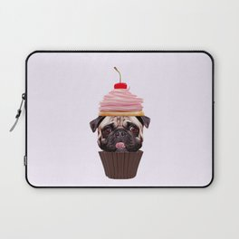 Pup Cake Laptop Sleeve