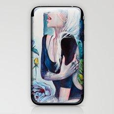 In Her Garden iPhone & iPod Skin