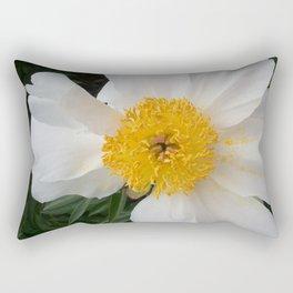 White Beauty by Teresa Thompson Rectangular Pillow