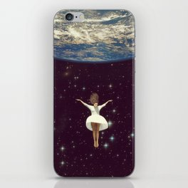 Let It All Go iPhone Skin
