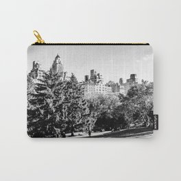 Central Park NYC Carry-All Pouch