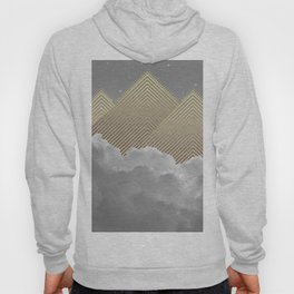 Silence is the Golden Mountain Hoody