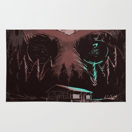 Friday the 13th  Rug