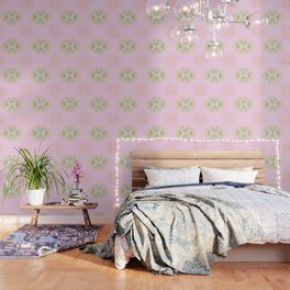 2941-Phebalium-Abstract-Pink Wallpaper