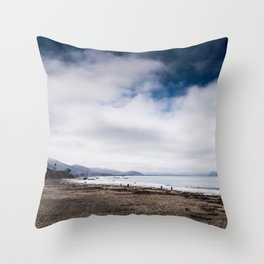 Cayucos Throw Pillow