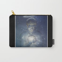 [ Supernatural ] God Chuck Shurley Rob Benedict Carry-All Pouch