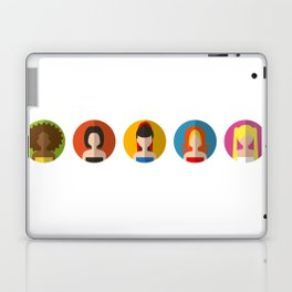 SPICE GIRLS ICONS Laptop & iPad Skin