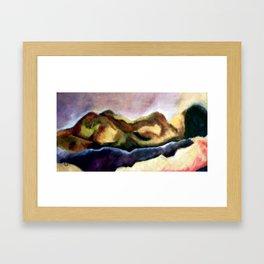 Nude #2 Framed Art Print