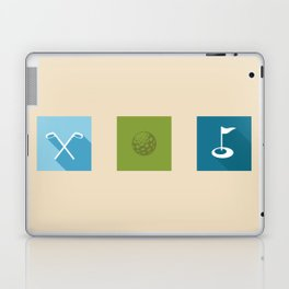 Golf Laptop & iPad Skin