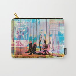 Cheers To The Streets Carry-All Pouch
