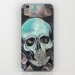 Love & death iPhone Skin