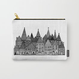 Medieval Village II Carry-All Pouch