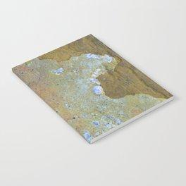Paint Texture Notebook