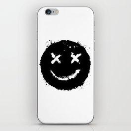 Confused Smile iPhone Skin