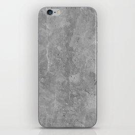 Simply Concrete II iPhone Skin
